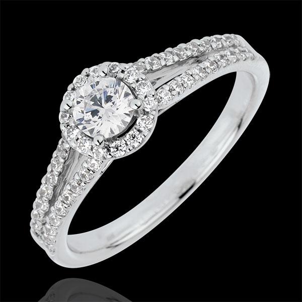Verlobungsring Schicksal - Josephine - Diamant 0.3 Karat