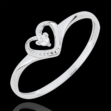 Ring Liefdeshart