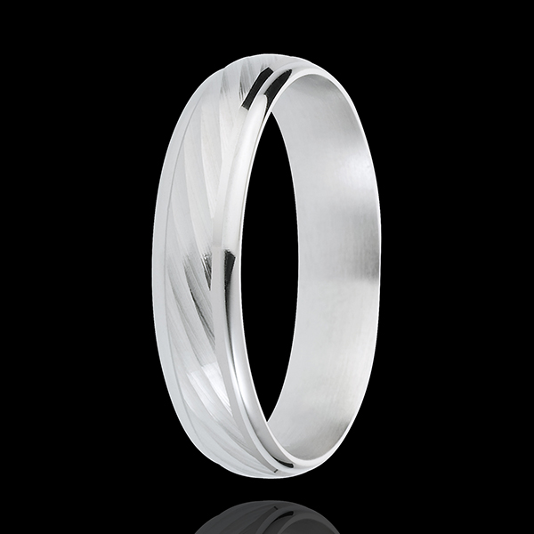 Vortex Wedding Ring