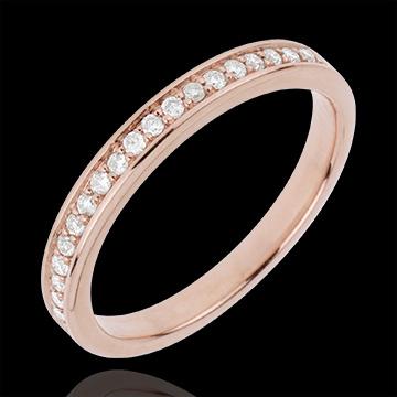 Wedding - Diamond - rose gold