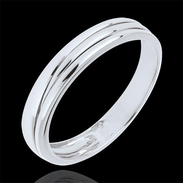 Wedding Ring Triya - White gold