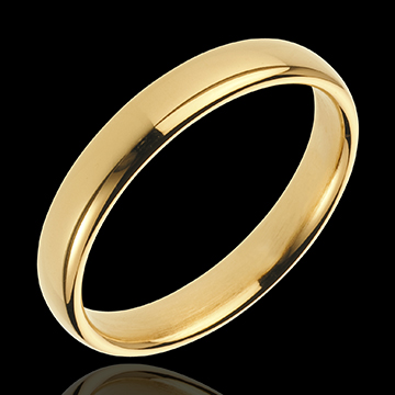 Yellow Gold Pure Ring