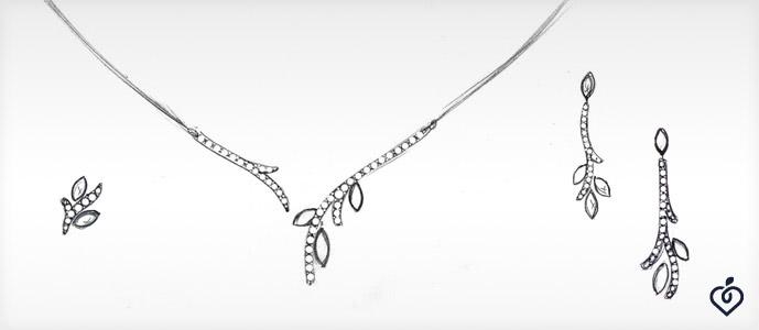 Bijoux Dessin fabrication bijoux edenly