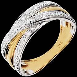 <a href=http://en.edenly.com/jewels/yellow-gold-fanny-ring-13-diamonds,1149.html><span class='nom-prod-slide'>Ring Saturn Illusion - yellow gold, white gold - 13 diamonds</span><br><span class='prixf'>£ 509</span> (-41%) </a>
