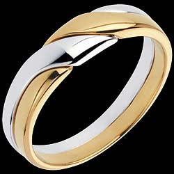 <a href=https://en.edenly.com/jewels/yellow-and-white-gold-attraction-ring,1011.html><span class='nom-prod-slide'>Yellow and White Gold Attraction Ring</span><br><span class='prixf'>£ 629</span> (-37%) </a>