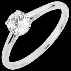 <a href=https://it.edenly.com/gioielli/anello-solitario-purezza-preziosa,3085.html><span class='nom-prod-slide'>Anello Solitario - Purezza preziosa - Oro bianco - 18 carati - Diamante - 0.50 carati</span><br><span class='prixf'>2990 &#x20AC;</span> (-57%) </a>