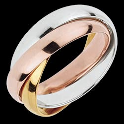 <a href=https://en.edenly.com/jewels/wedding-ring-three-golds-triple-ring,3079.html><span class='nom-prod-slide'>Wedding Ring Saturn Movement - large model - 3 golds, 3 rings</span><br><span class='prixf'>£ 829</span> (-38%) </a>