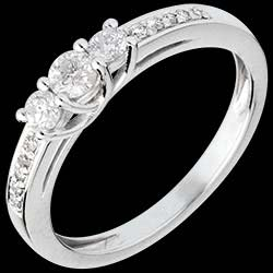 <a href=https://it.edenly.com/gioielli/anello-trilogy-oro-bianco-pave-34-carati,440.html><span class='nom-prod-slide'>Anello Trilogy - Oro bianco - 18 carati - Diamante - 0.34 carati</span><br><span class='prixf'>740 &#x20AC;</span> (-53%) </a>