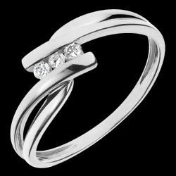 <a href=https://it.edenly.com/gioielli/anello-trilogy-tango-oro-giallo-oro-bianco-diamanti,1078.html><span class='nom-prod-slide'>Anello trilogia Nido Prezioso - Tango Oro giallo e Oro bianco - 0.07 carati - 18 carati</span><br><span class='prixf'>340 &#x20AC;</span> (-39%) </a>