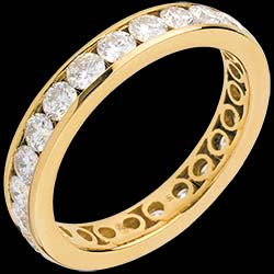 <a href=https://de.edenly.com/schmuck/trauring-pave-gelbgold-kanalfassung-19-karat-23-di,553.html><span class='nom-prod-slide'>Trauring mit Diamanten besetzt in Gelbgold - Kanalfassung - 2 Karat - 23 Diamanten</span><br><span class='prixf'>3290 &#x20AC;</span> (-61%) </a>