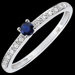 <a href=http://en.edenly.com/jewels/boreal-solitaire-engagement-ring-12-carat-sapphire,3655.html><span class='nom-prod-slide'>Boreal Solitaire Engagement Ring - 0.12 carat sapphire and diamonds - white gold 18 carats</span><br><span class='prixf'>£ 339</span> (-20%) </a>