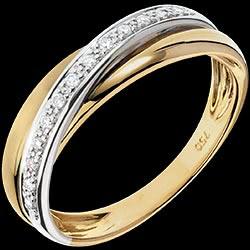 <a href=https://it.edenly.com/gioielli/fede-trifoly-oro-giallo-oro-bianco,709.html><span class='nom-prod-slide'>Anello Saturno Diamante - oro giallo e oro bianco - 18 carati</span><br><span class='prixf'>640 &#x20AC;</span> (-50%) </a>