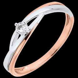 <a href=https://it.edenly.com/gioielli/anello-daria-solitario-oro-rosa-oro-bianco,749.html><span class='nom-prod-slide'>Solitario Nido Prezioso-Daria -Oro rosa e Oro bianco - 9 carati</span><br><span class='prixf'>190 &#x20AC;</span> (-24%) </a>