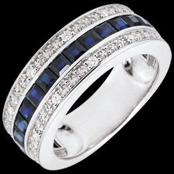 <a href=https://www.edenly.com/bijoux/bague-or-blanc-yvana-saphirs-bleus-diamants,2871.html><span class='nom-prod-slide'>Bague Constellation - Zodiaque - saphirs bleus et diamants - or blanc 9 carats</span><br><span class='prixf'>690 &#x20AC;</span> (-40%) </a>