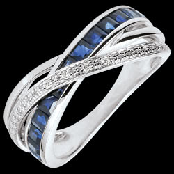 <a href=https://en.edenly.com/jewels/ring-little-saturn-variation-1-white-gold-sapphire,2872.html><span class='nom-prod-slide'>Ring Little Saturn variation 1 - white gold, sapphires and diamonds - 18 carat</span><br><span class='prixf'>£ 629</span> (-41%) </a>
