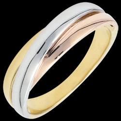 <a href=https://it.edenly.com/gioielli/fede-ori-trifolie-tutto-oro,2886.html><span class='nom-prod-slide'>Fede Saturno Diamante - 3 Ori - 18 carati</span><br><span class='prixf'>540 &#x20AC;</span> (-35%) </a>