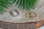Fede Nuziale Giungla Sacra - Multi diamanti 2 mm - oro giallo 18 carati