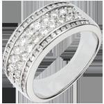 bijou or Bague Constellation - Cosmos - 62 diamants