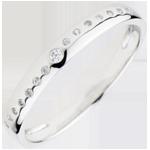 acheter Anneau diamanté Nuptial