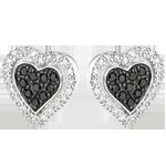 Mega Heart Earrings