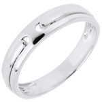ventes Alliance Promesse - tout or - or blanc 9 carats