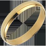 mariage Alliance Square or jaune