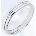 mariages Alliance Triya or blanc