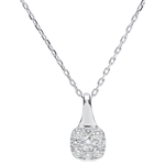 Amadeus Necklace - 0.3 carat