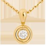 Juweliere Anhänger Kelch in Gelbgold