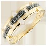 Los anillos son muy bonitos y