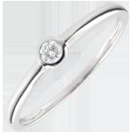 regalos Anillo solitario Mi diamante- 0.08 quilates