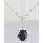 gift women Apolline Sapphire Pendant