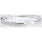 Verkauf Armreif Sternbilder - Himmelskörper - 3 Diamantreihen - 1.01 Karat- 144 Diamanten
