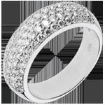 ventes en ligne Bague Constellation - Amour Sidéral - 1.57 carats