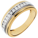 vente Bague Féérie - Solaire - 0.24 carat - 11 diamants