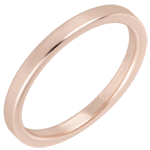 present Bespoke Wedding Ring 20410