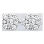 joaillerie Boucles d'oreilles diamants Lavia