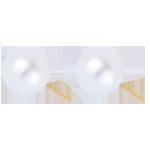 Boucles d'oreilles Perle Pureté - or jaune 18 carats
