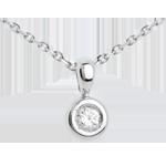 buy Chalice diamond pendant