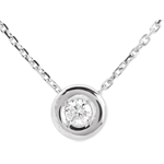 buy Chalice necklace white gold