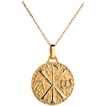 Christ Medal - 18mm