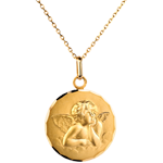 Classic Angel Raphael Medal - 20mm