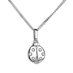 gifts women Cocci - small model - white gold