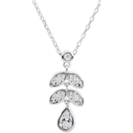 Collar Hesmé - 7 diamantes