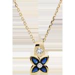 Collier Belle étoile - Saphire