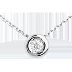 ventes en ligne Collier Calice diamant