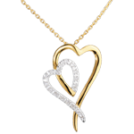 mariages Collier Reflet - 17 diamants