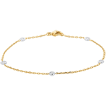 buy on line Constellation Bracelet - Gold - Diamonds