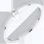 Geschenke Diamantring Vera in Weißgold