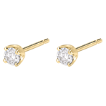 Diamond Stud Earrings - 0.3 carat
